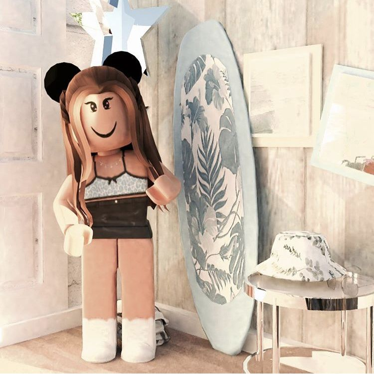 G F X Roblox Pictures Profile Picture For Girls Roblox Animation