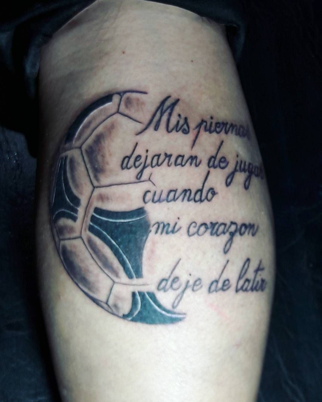 Risultati Immagini Per Tatuajes De Balones De Futbol 3d Tatt