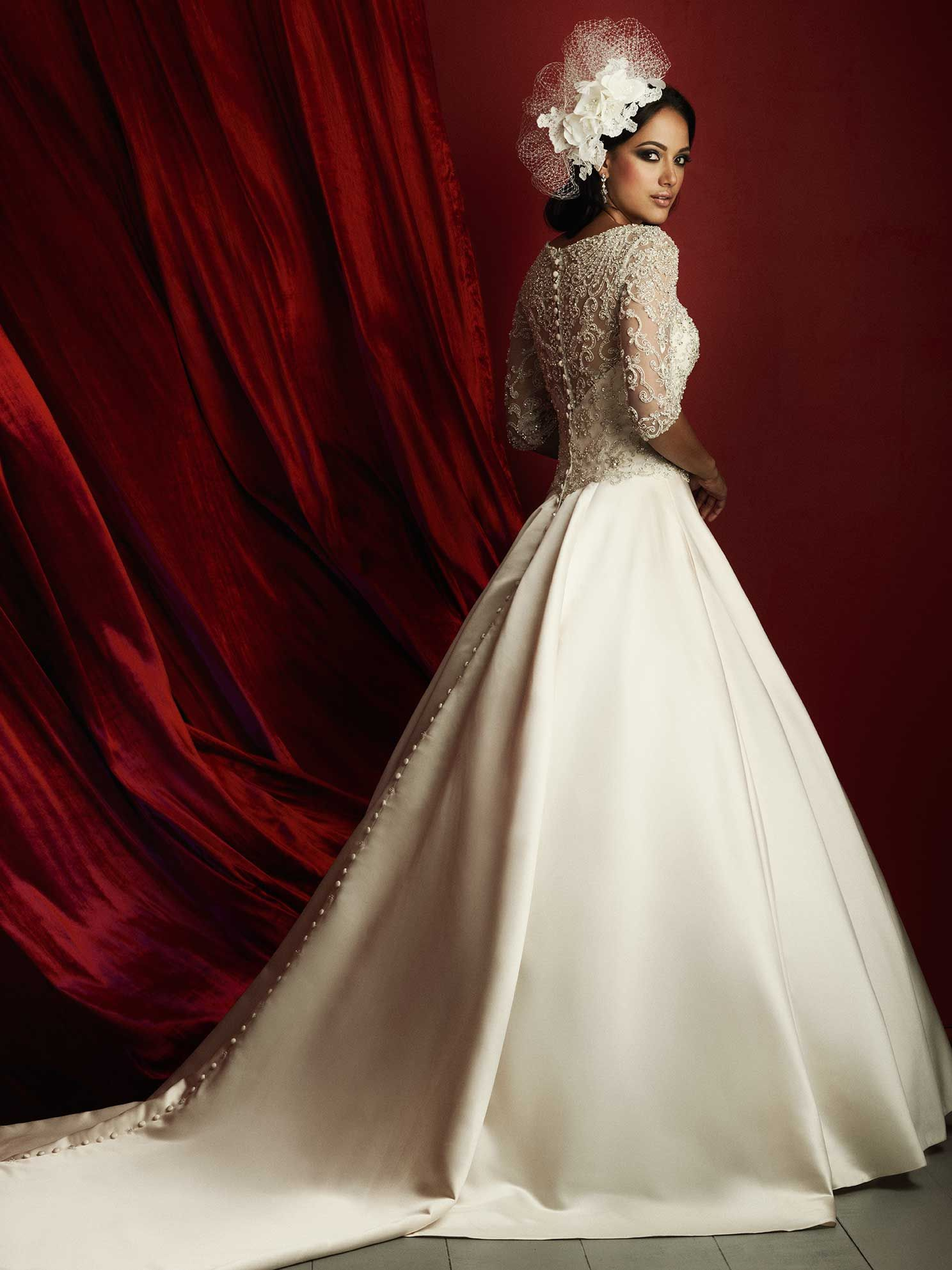Allure Bridals   Allure C368   Available at LuLu\'s Bridal Boutique ...