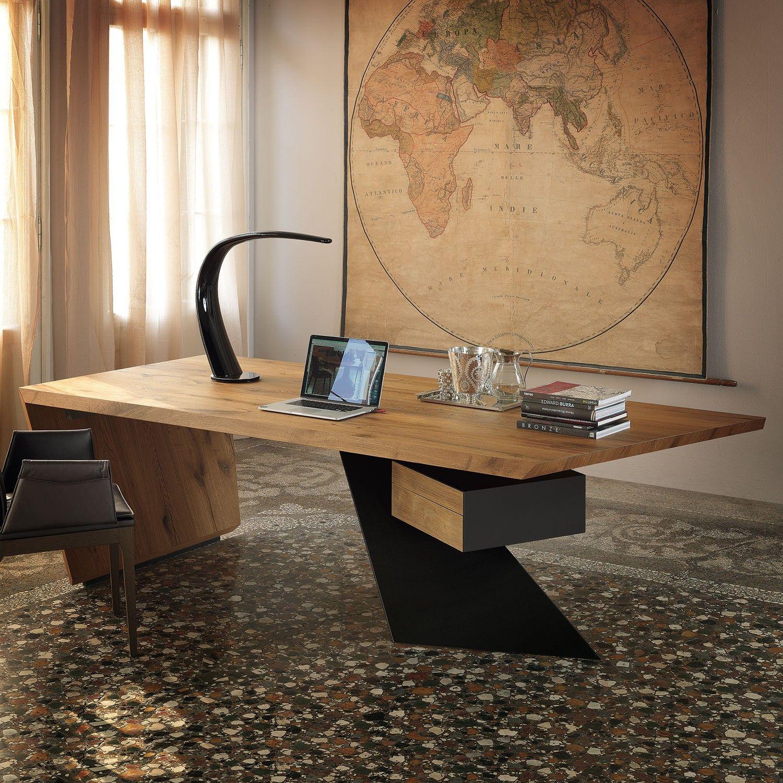 La scrivanie direzionali loft sono la soluzione ideale per chi cerca qualità ed eleganza. Pin On Arredamento