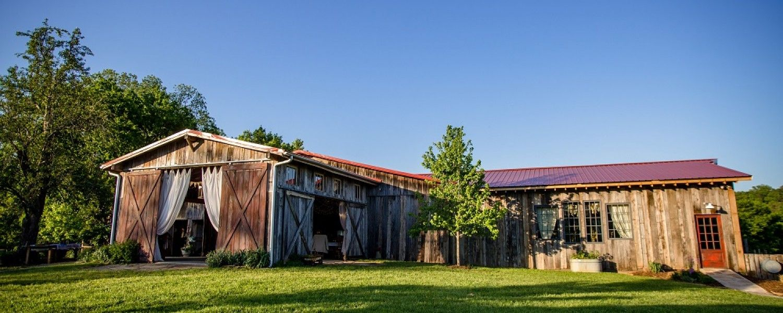 The Barn at High Point Farms in Flintstone, Barn