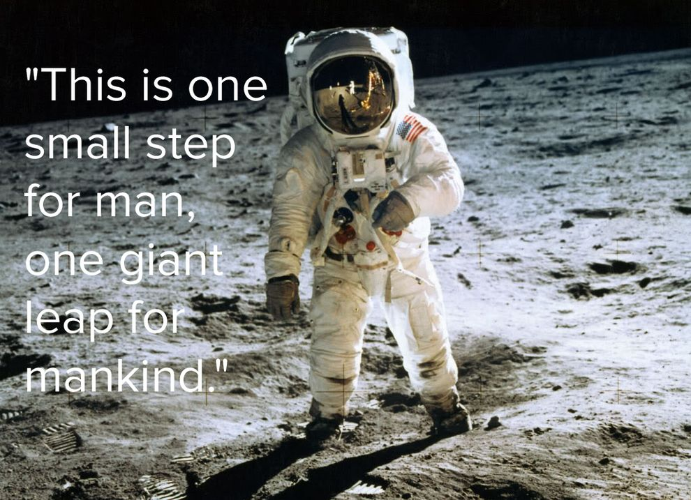 apollo 11 neil armstrong quote - photo #9