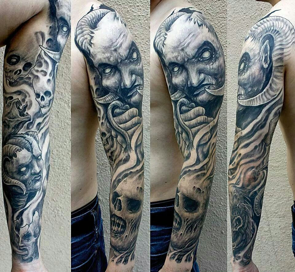 39+ Amazing Paul booth tattoos pictures ideas