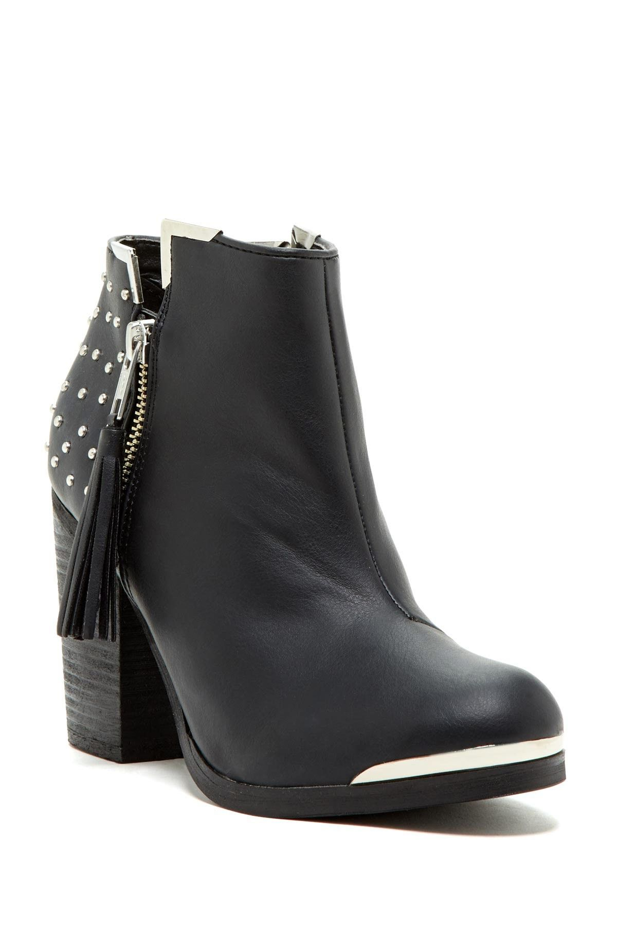 339db6568 MTNG Studded Bootie on HauteLook | Clothes I want <3 | Shoes, Shoe ...