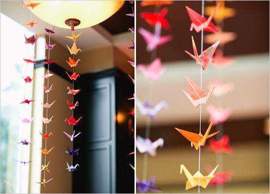images about Origami Cranes Paper Cranes