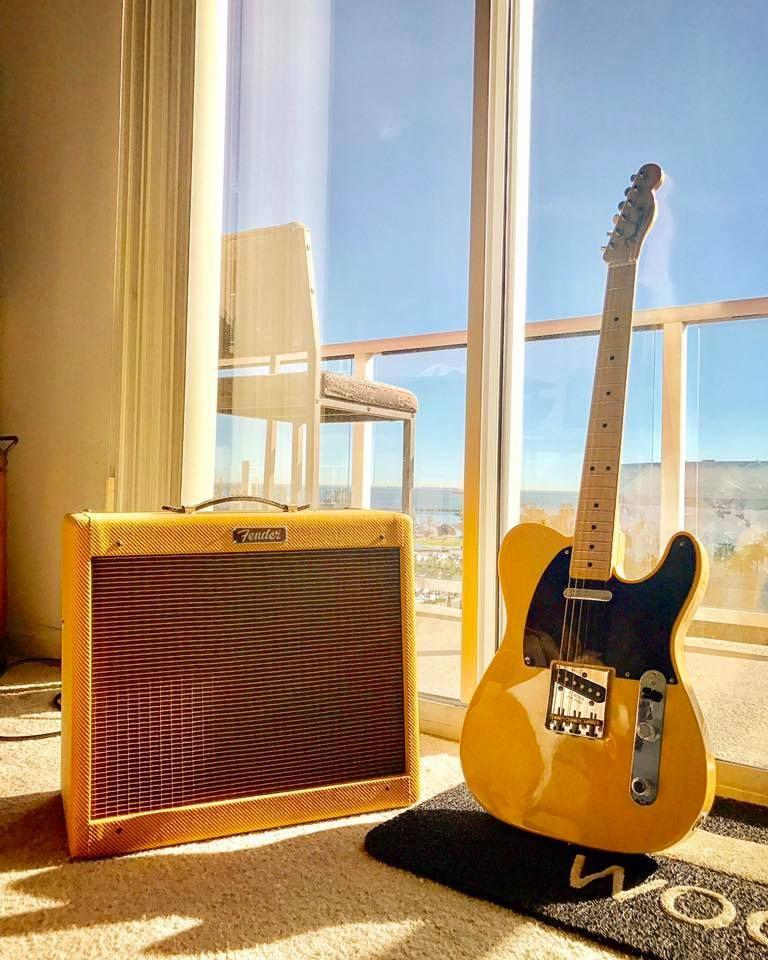 Fender Tele.