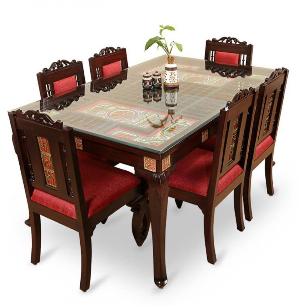 6 Seater Dining Table Set Online Make Your Every Meal A Great