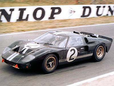 1966 Le Mans 24 Hours Winner