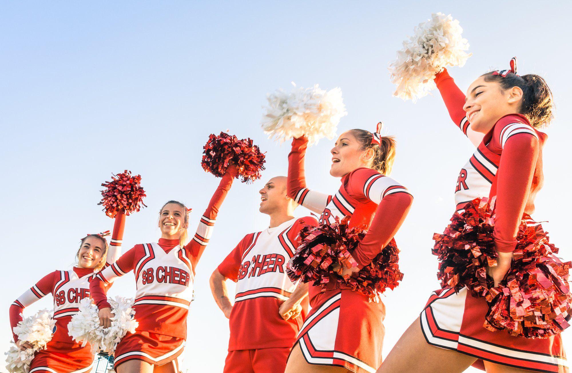 Cheerleading Safety Month Cheerleading, Is cheerleading