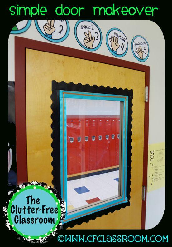 Simple Door Decoration Ideas For Classroom Valoblogi Com