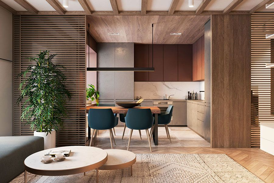 Arredamento minimal chic tante idee per una casa dal for Arredo interni idee