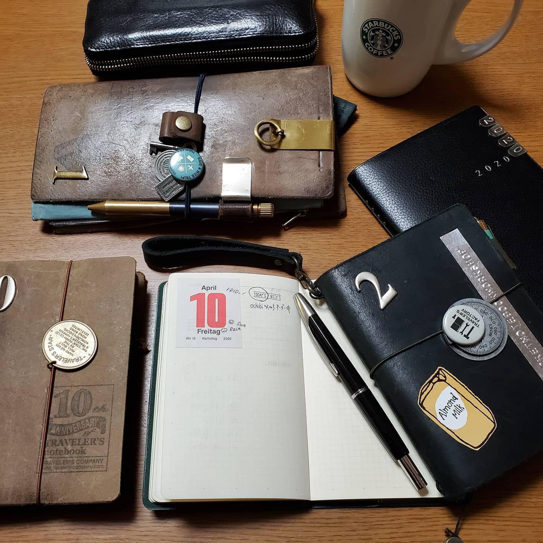 #手帳朝食会  おはようございます  金曜日 本日 #ochibiなm5オーダー会  受付いたします 詳細は後ほど...   #pocketnotebookworkshop #ochibi #ochibiなm5 #トラベラーズノート #travelersnote  #travelersnotebook
