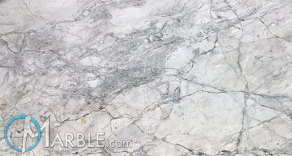 White Fantasy marble - CloseUp Photo | Home Bar Ideas