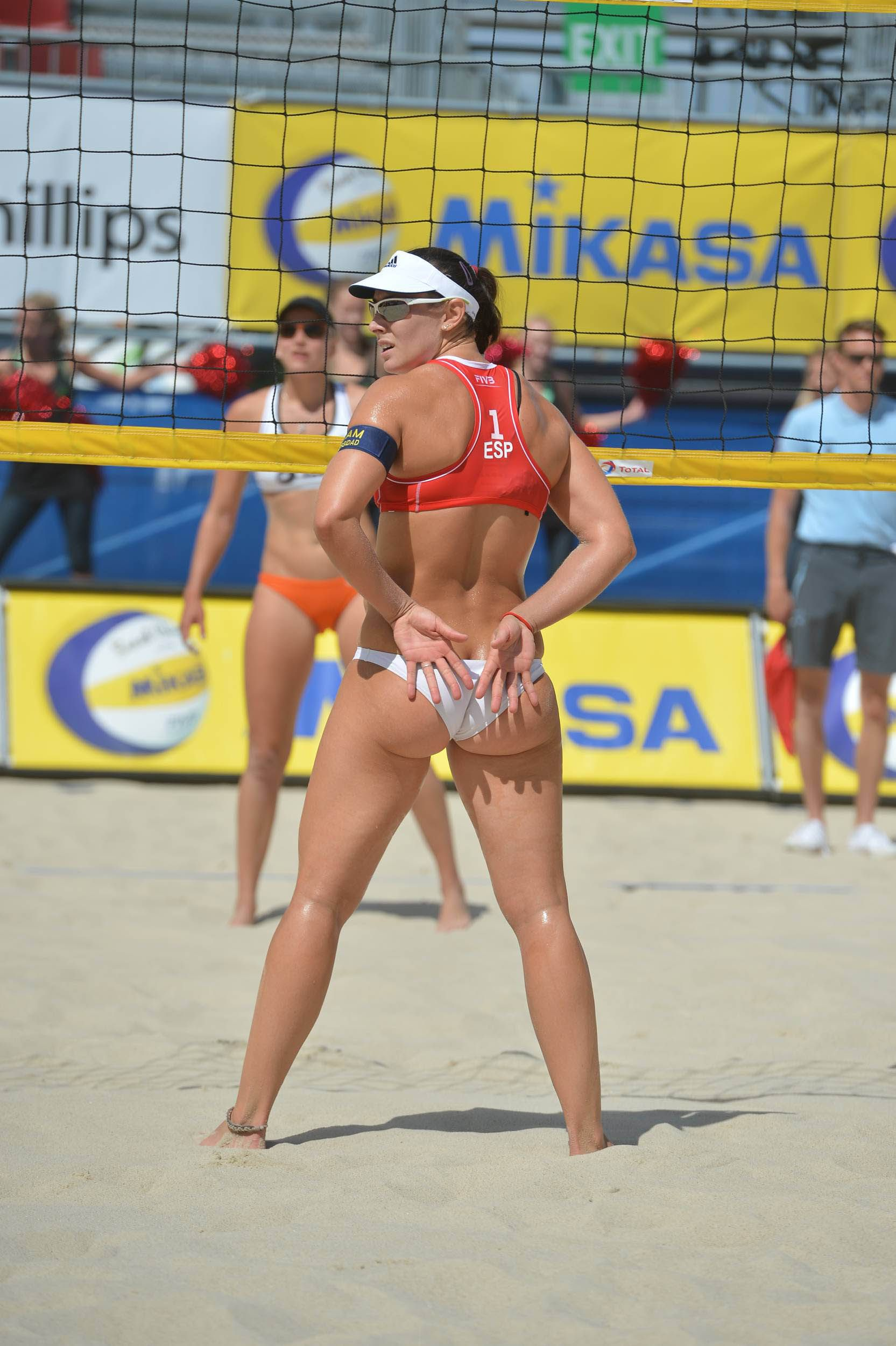 Pin By Luis Puertas On Beach Volleyball In 2020 Swimwear Beach Volleyball Image
