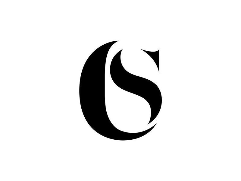 Letter C Logo Mark Monogram Logo Design Geometric Logo Logo Mark