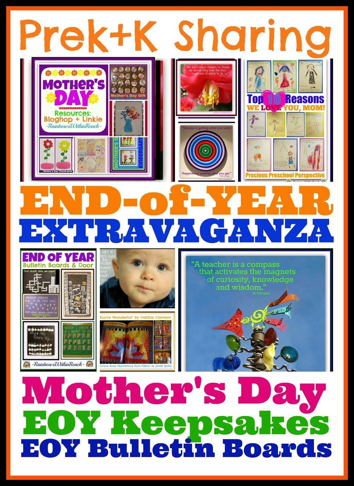 End Of Year Extravaganza Mother S Day Eoy Bulletin