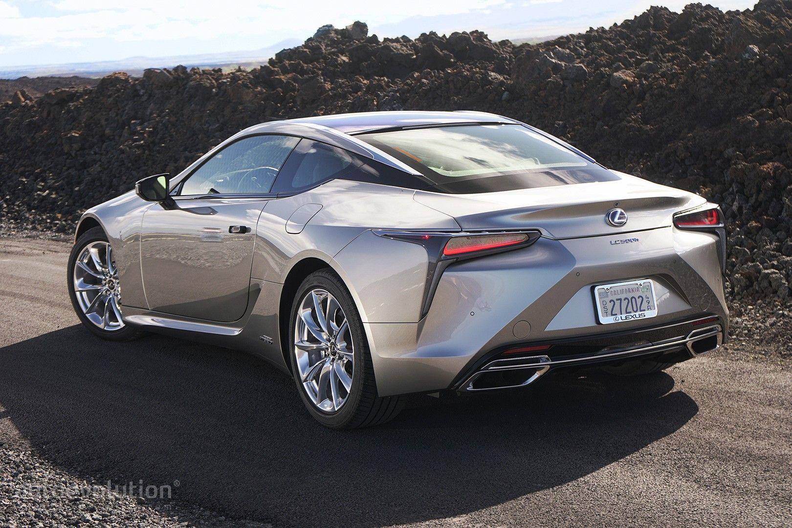 2017 Lexus LC 500 | Automotive Design | Pinterest | Automotive ...