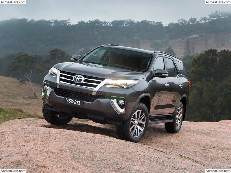 toyota fortuner  2016   with images