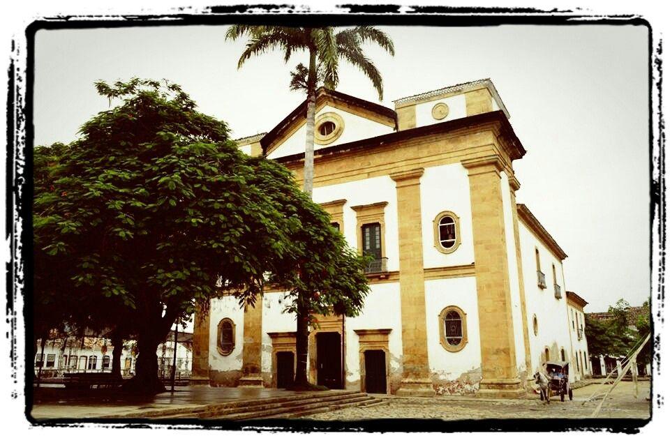 Igreja Matriz Nossa Sra. Dos Remédios - Paraty/RJ