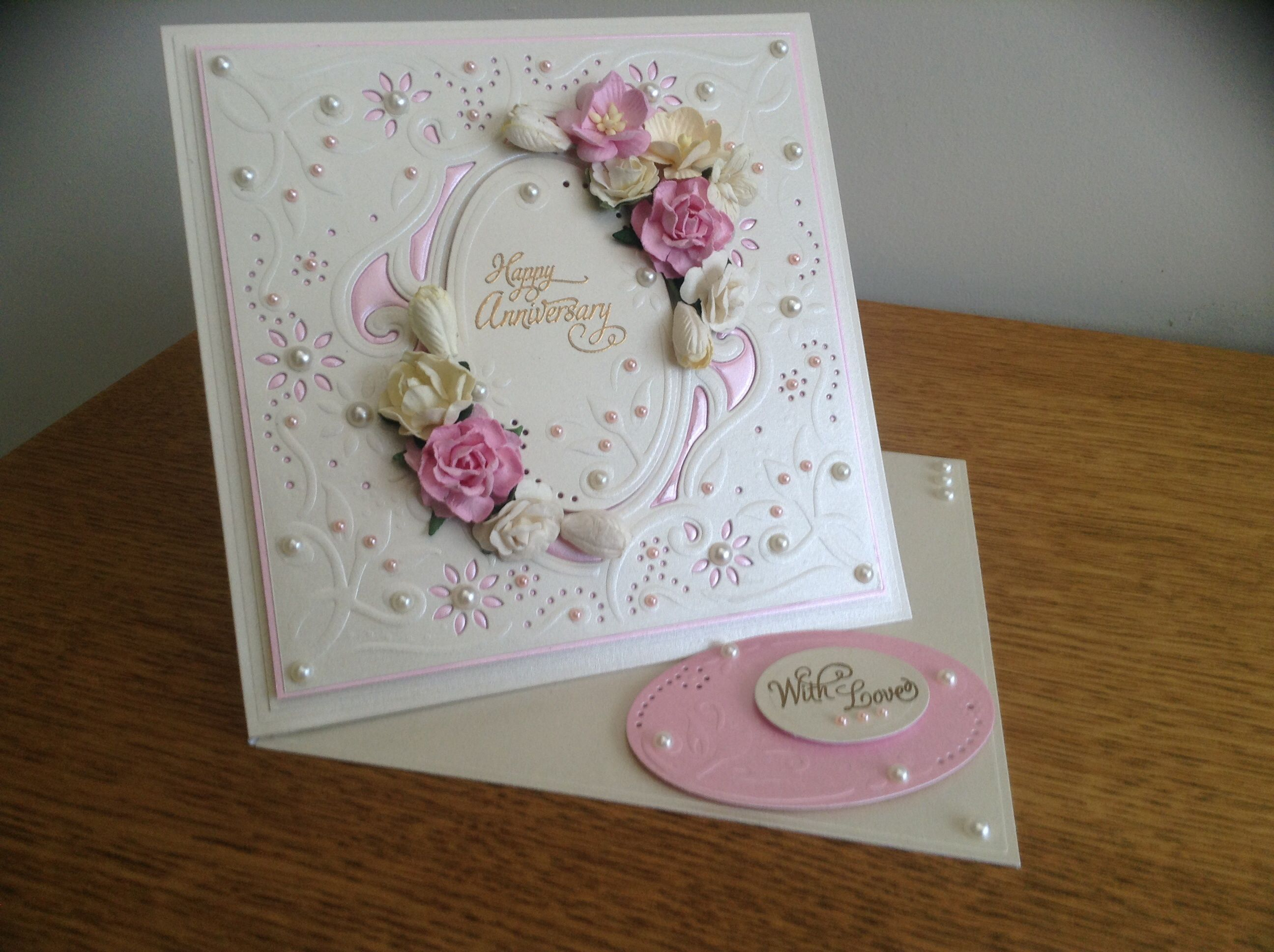 Tenth wedding anniversary cards brother sister in law th