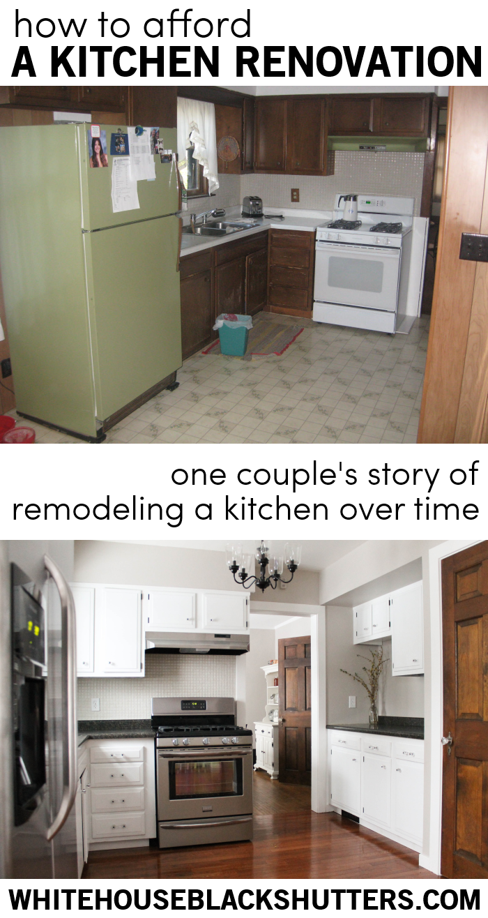 One Coupleu0027s Story (and Tips!) On How To Afford A Kitchen Remodel When You  Donu0027t Have The Funds. More