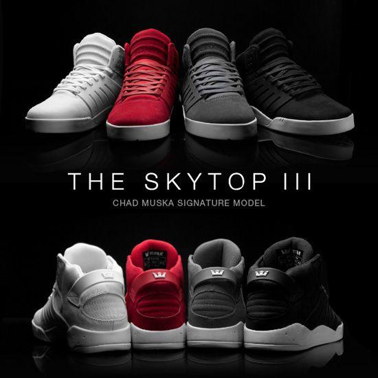e0db52ef2499 Supra Skytop 3 Archives - BuySkateShoes.com Skate News Supra Skytop 3
