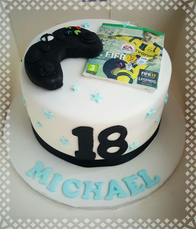 Birthday Cake Gamer