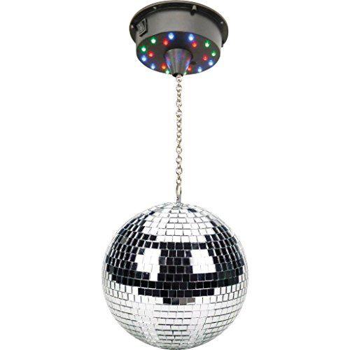 Lightahead 6 Led Mirror Disco Ball Party Light Disco Par Https Www Amazon Com Dp B00uvy3src Ref Cm Sw R Pi Dp X Tween Girl Gifts Party Lights Led Mirror