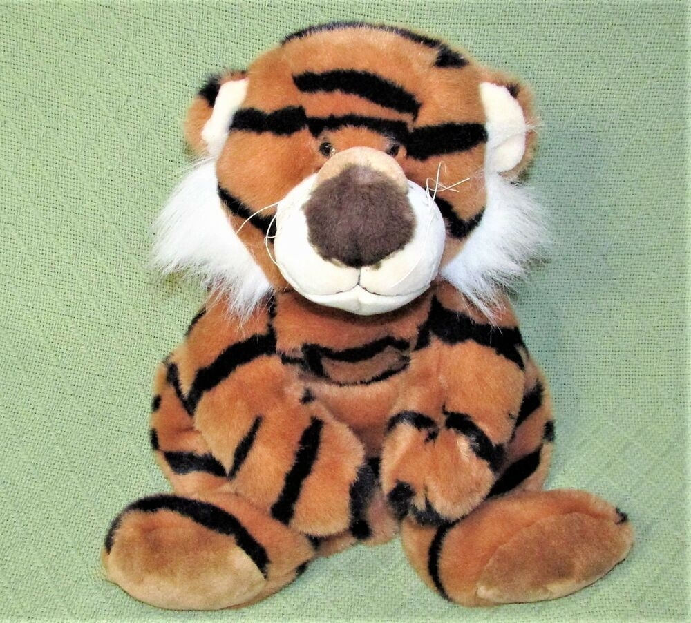 Details About A A Plush People Pals Tiger Floppy Stuffed Animal Plush Toy 14 Aurora Tiger Stuffed Animal Animal Plush Toys Wild Cats