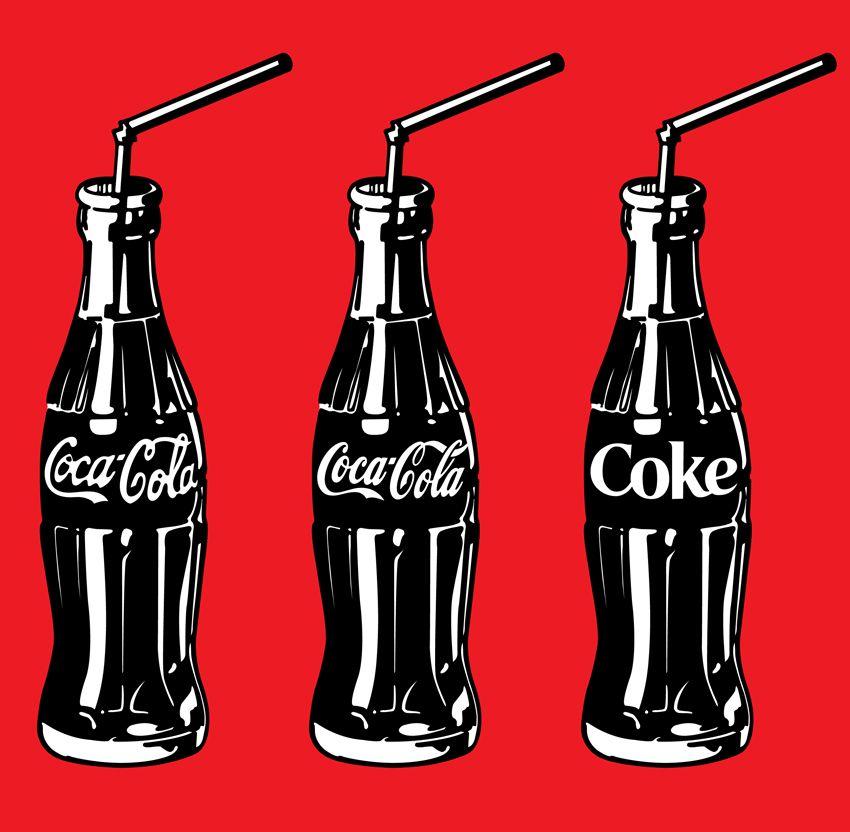 Coke Art Graphic Corner: Free Coca-Cola Vector Art, Images ...  Coke