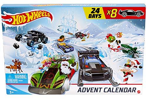 Amazon 10 Best Advent Calendar For Kids 2020 Best Deals For Kids In 2020 Advent Calendars For Kids Kids Calendar Hot Wheels Advent Calendar