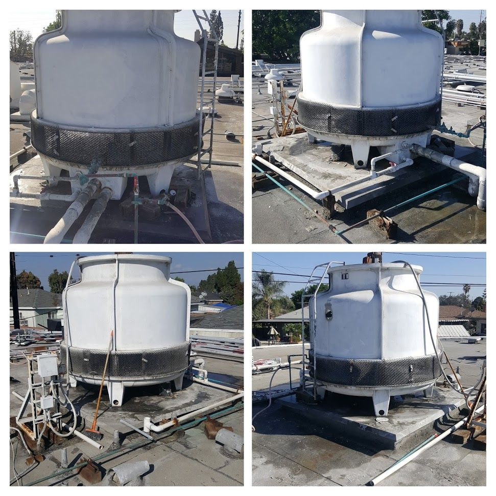 Bac Cooling Tower Service Repair If You Have A Cooling Tower
