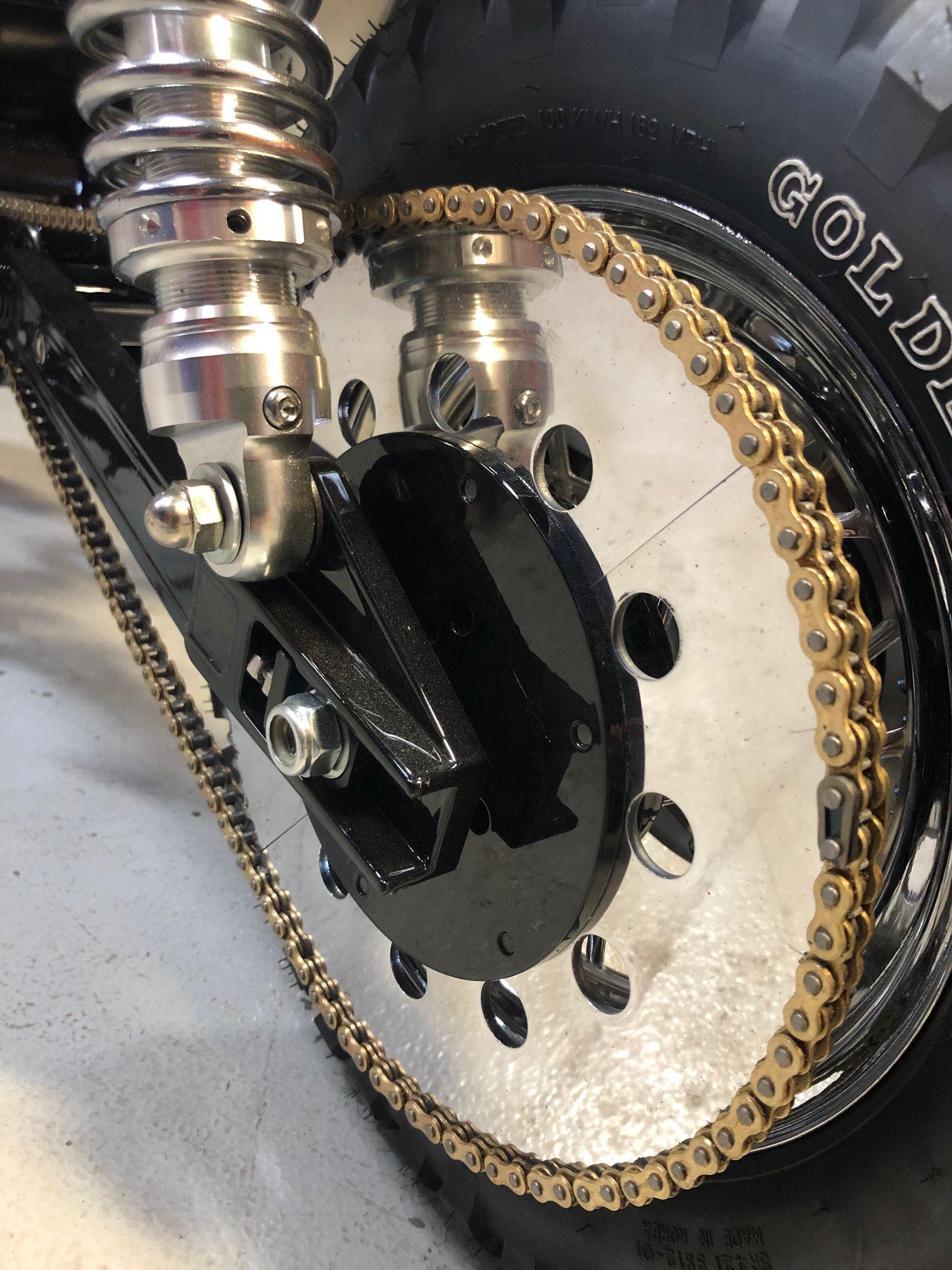Chains Of All Size And Flavors Go Kart Bike Chain Mini Bike