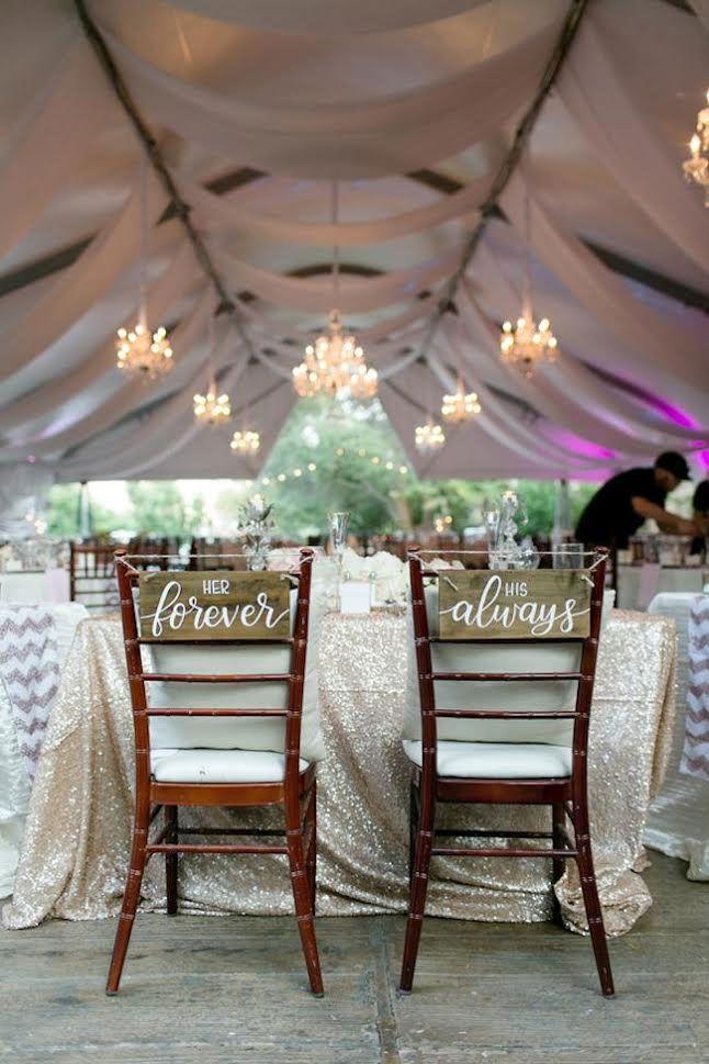 decor chaise maries pancarte en bois expression americaine