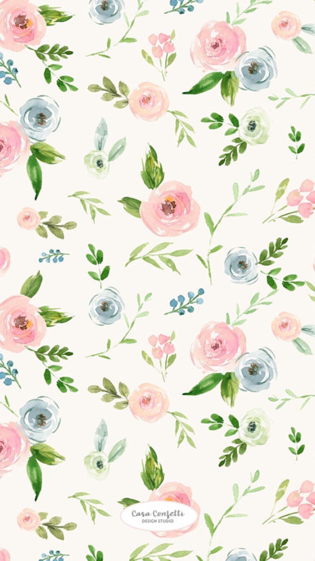 Wallpapers Fondos De Pantalla Sigueme Judith Estefani Flower Wallpaper Floral Wallpaper Flowery Wallpaper
