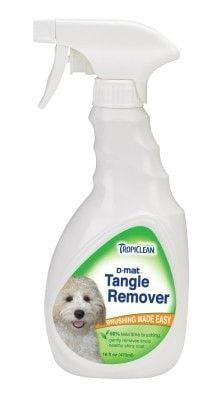 DOG GROOMING - MISC ITEMS - D-MAT TANGLE REMOVER 16 OZ
