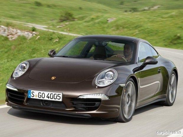 2013 Porsche 911 Carrera 4 Coupe