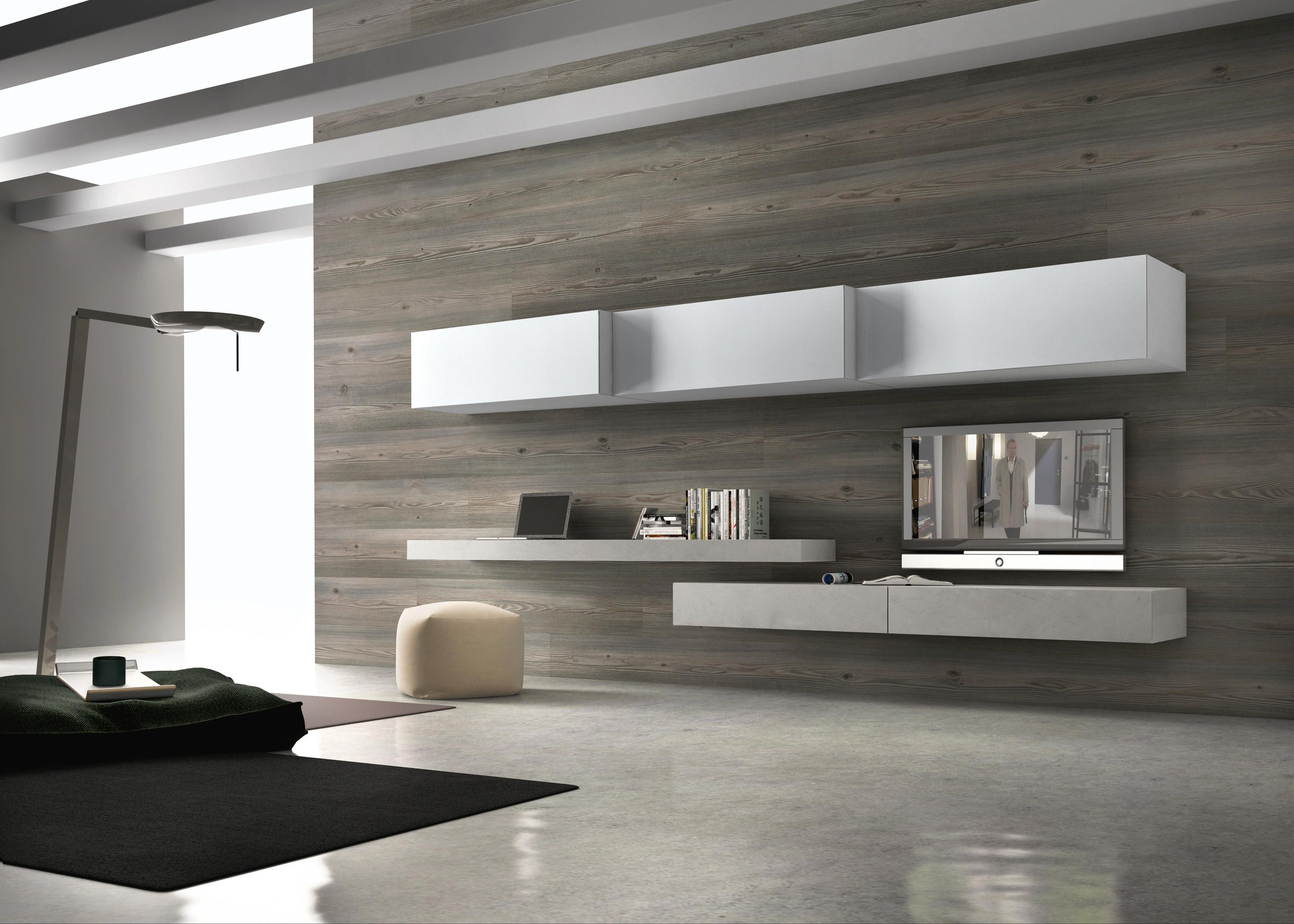 Stitched up tailor made design from presotto muebles for Presotto industrie mobili spa
