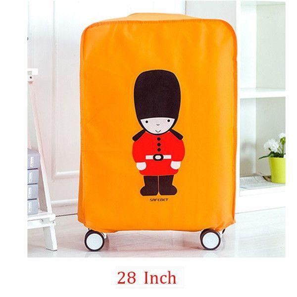 luggage 20 ~ 28 Cover Waterproof