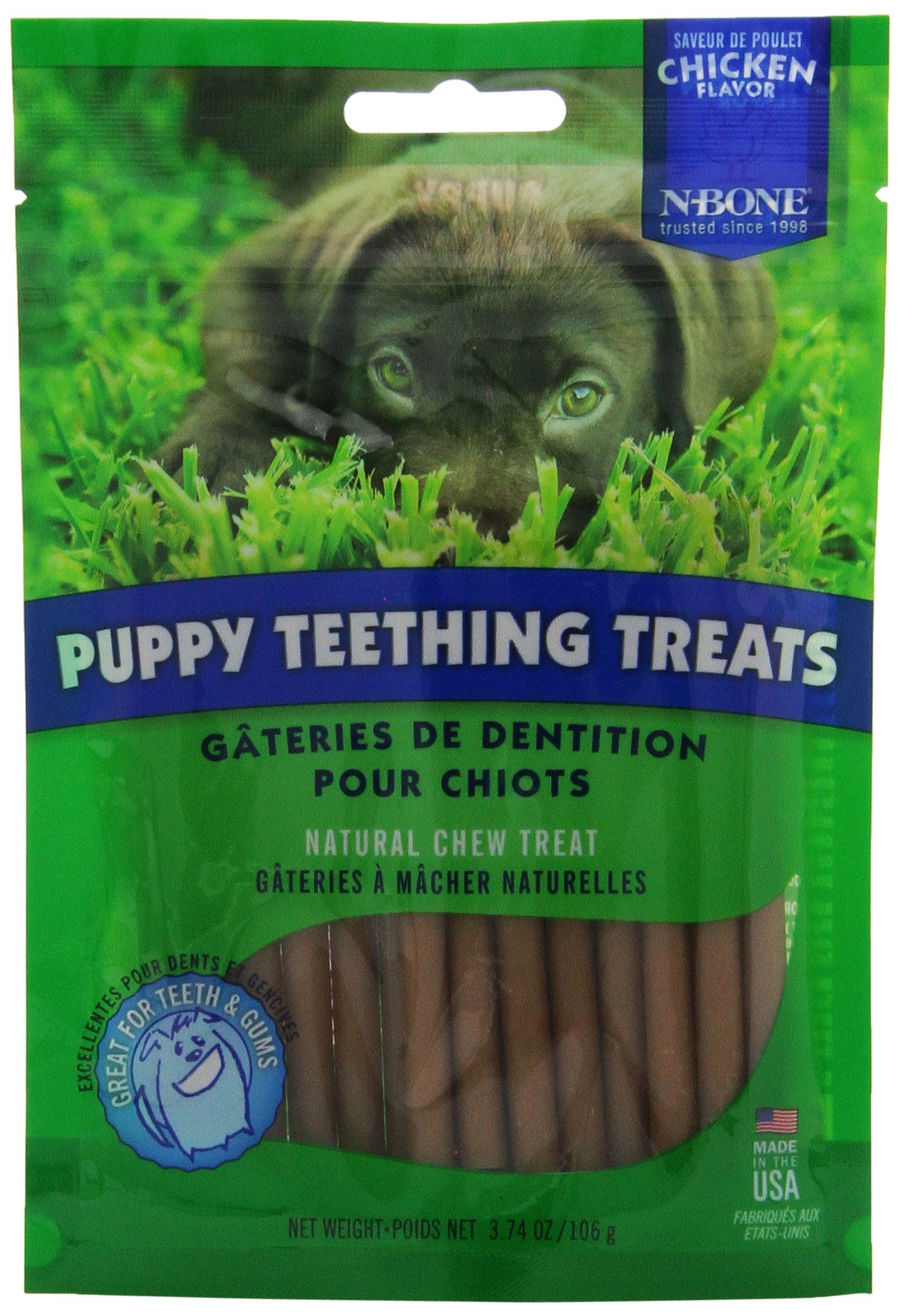 The Best Dog Bones For Your Puppy S Teeth Dogvills Puppy