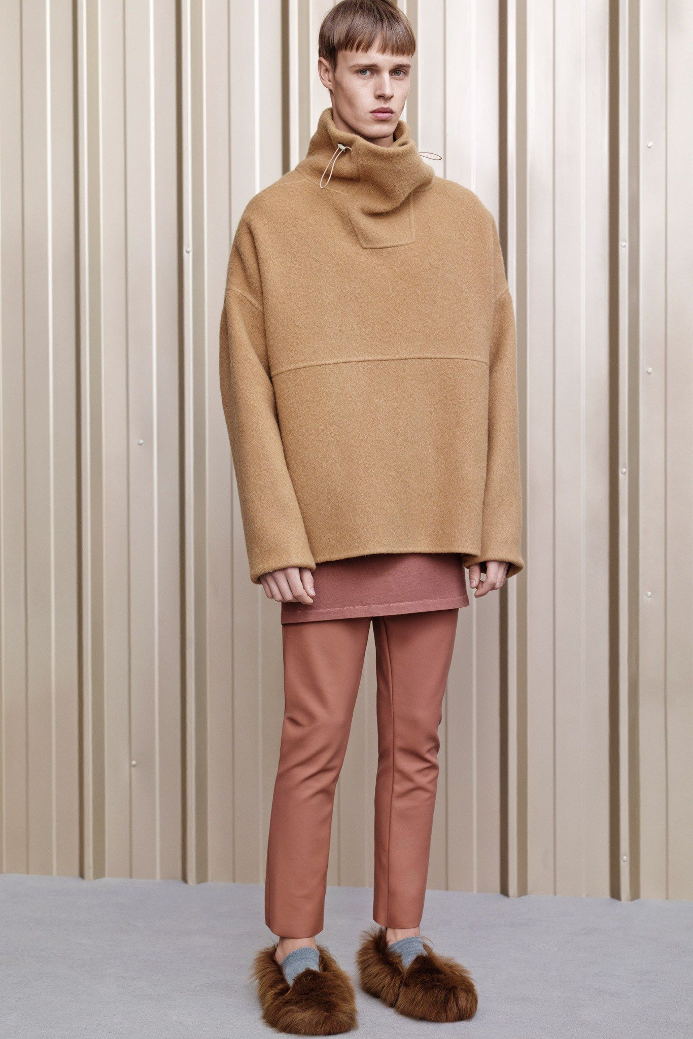 Acne Studios Fall 2014 Menswear Fashion Show Fashion