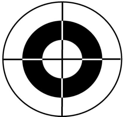 photo about Printable Bullseye Target titled Pin upon Nerf Occasion