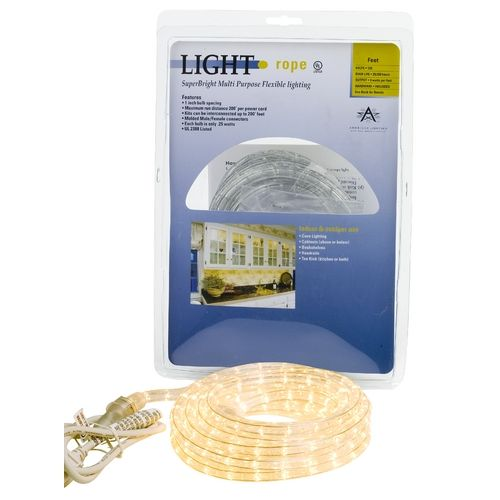 10 Foot Commercial Grade Rope Light Kit 042 Cl 10 Destination Lighting Rope Light Led Rope Lights Destination Lighting