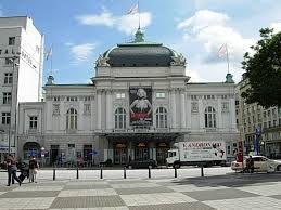 Schauspielhaus,  KHrchenallee, hamburg