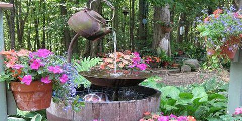 15 Backyard Fountains You Can Make Yourself | Diy fountain, Fountain on do it yourself concrete fountains, do it yourself ceramic fountains, do it yourself pool solar blankets, do it yourself desert landscaping, do it yourself diy projects, do it yourself flower beds, do it yourself patio fountains, do it yourself landscaping projects,