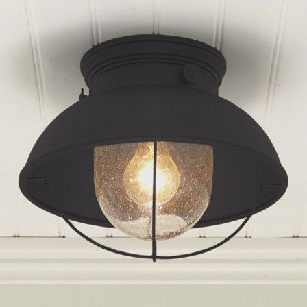 Nantucket Ceiling Light Modern Outdoor Lighting Shades Of I Like This Flush For The Front