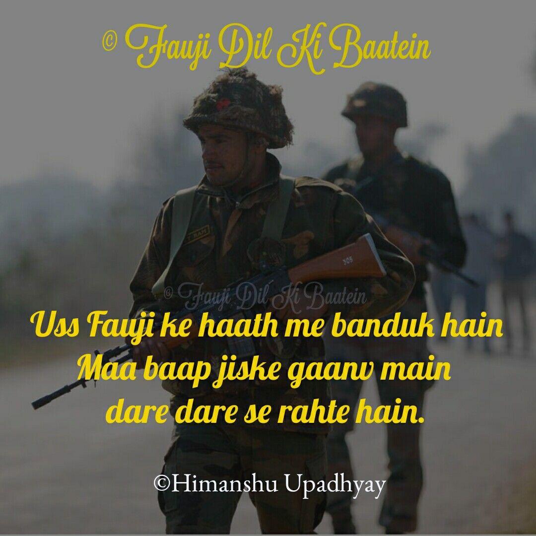 Pin by Dishi Bora on Fauji Dil Ki Baatein Thoughts on a