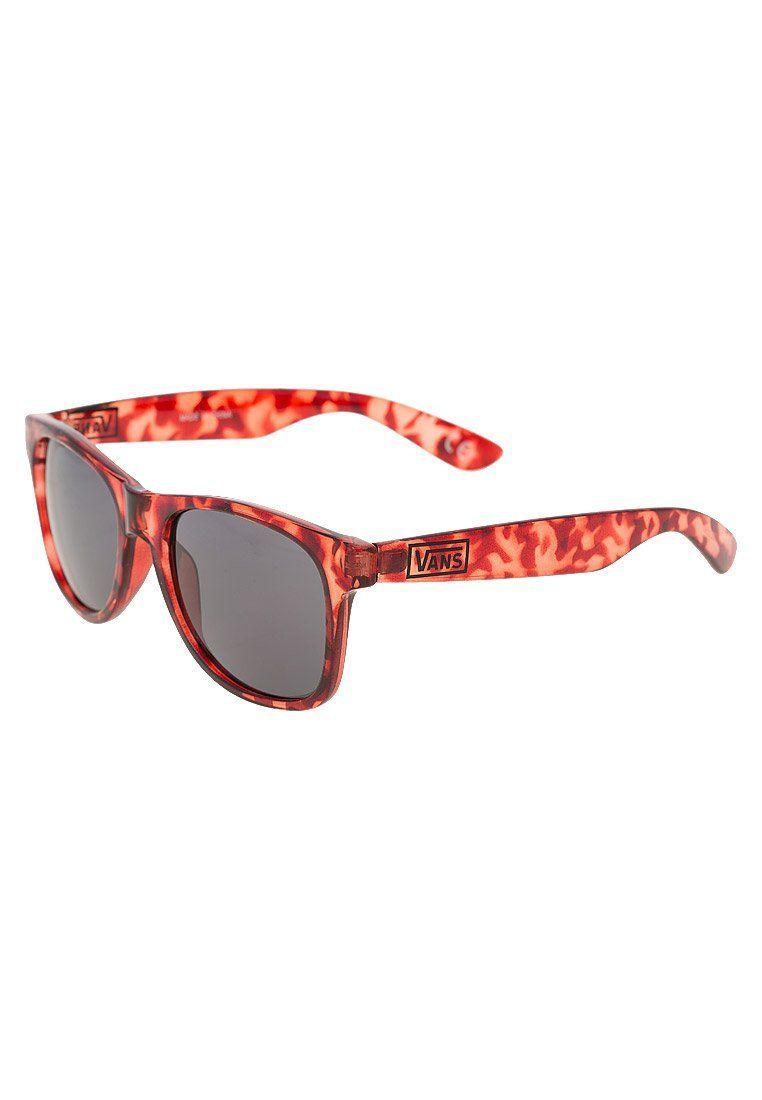 428bf4eb05 Vans SPICOLI Occhiali da sole zine red tortoise - Moda