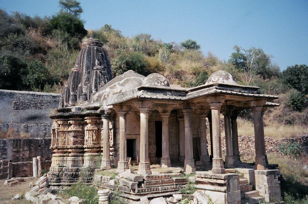 Nagda, Rajastan Templ Jain temple, Hindu temple, Temple