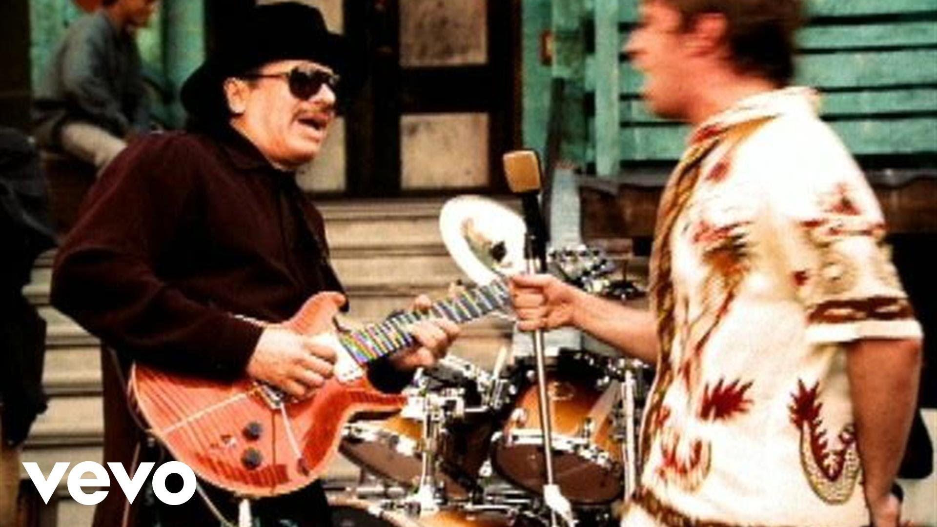 Santana smooth ft Rob